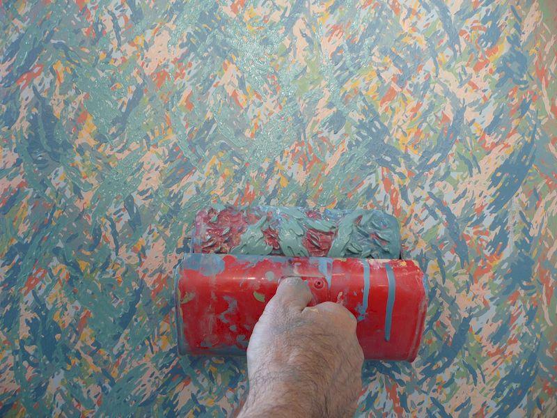 Декоративные валики для покраски стен: выбор и самостоятельное изготовление