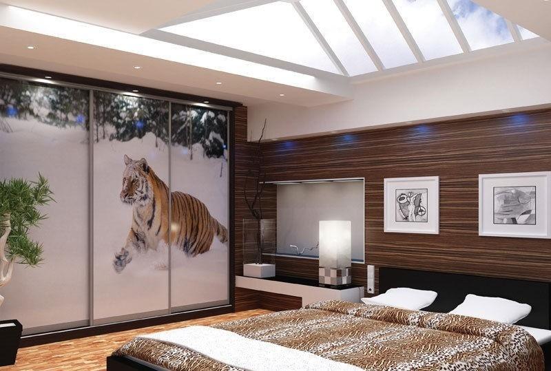 Дизайн спальни в панельном доме: особенности, выбор стиля