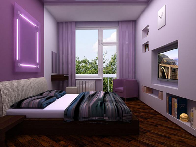 Интерьер маленькой спальни 9 кв м своими руками: правила оформления (фото)