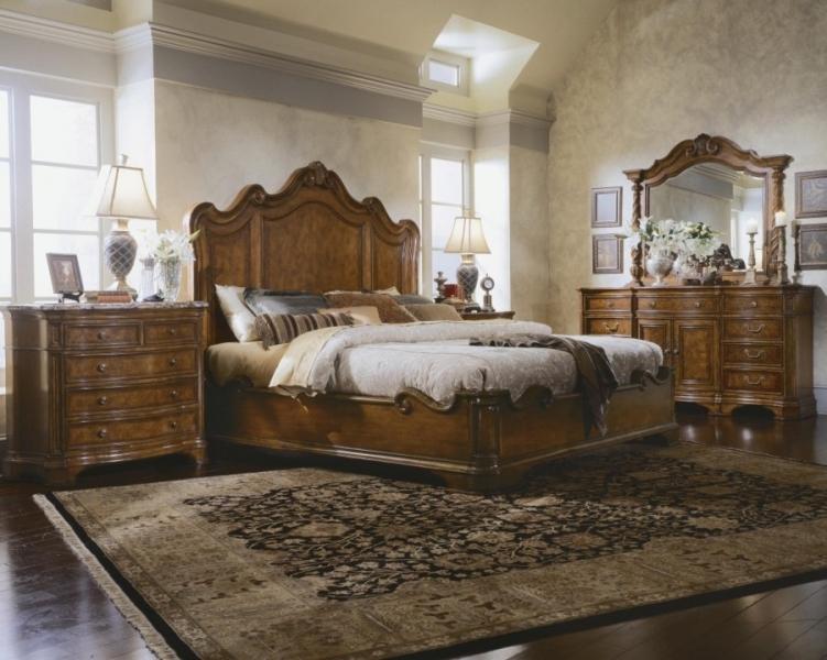 Интерьер спальни в английском стиле: основные черты, советы по оформлению