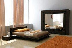 Интерьер спальни в современном стиле своими руками: какие обои использовать (фото и видео)