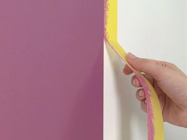 Как красиво покрасить стены: секреты профессионалов