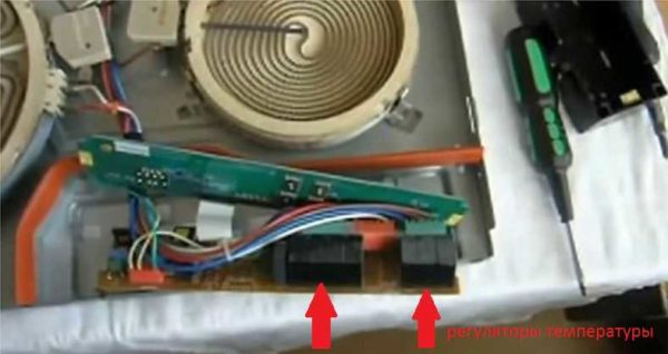 Как отремонтировать варочную панель