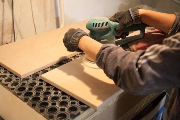 Как покрасить изделия из ДСП и ДВП своими руками