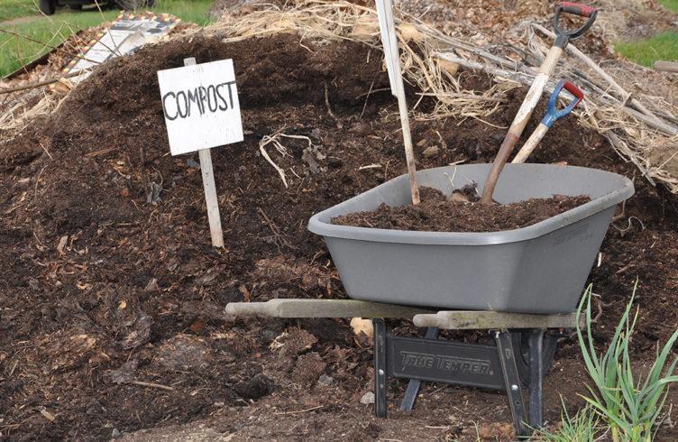 Как правильно приготовить компост на даче — советы и проблемы
