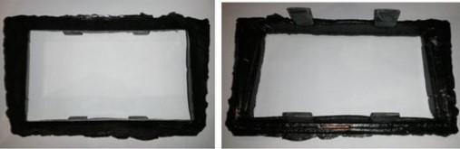 Как сделать переходную рамку для магнитолы своими руками