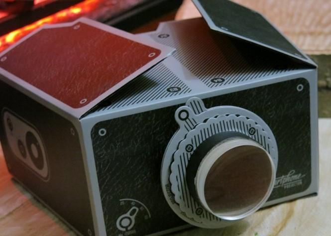 Как сделать проектор для мобильного своими руками