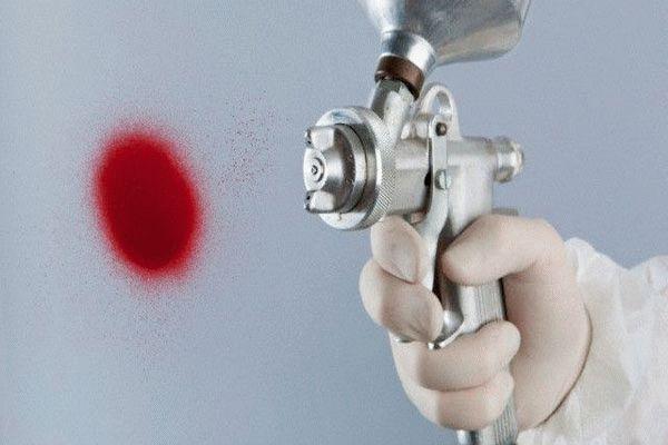 Как выбрать пневматический краскопульт
