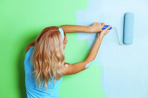 Каким цветом покрасить стены: нюансы выбора палитры краски