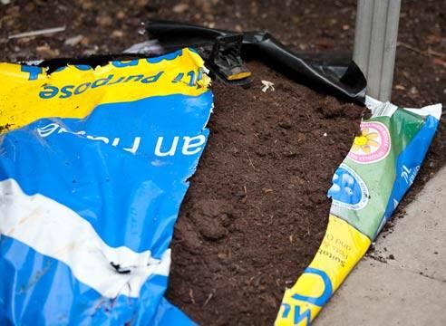 Обеззараживание почвы в теплицах