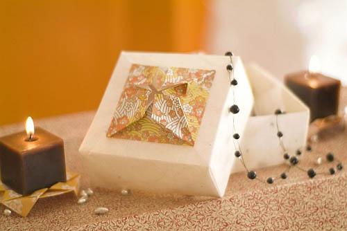 Оригами – красота из бумаги