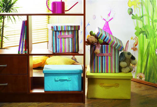 Оригинальные ящики и коробки для хранения мелочей