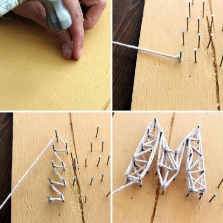 Оригинальное панно своими руками: варианты и изготовление