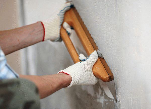 Особенности и правила шпаклевки стен своими руками под обои