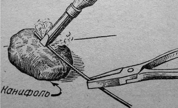Пайка проводов паяльником: как сделать правильно