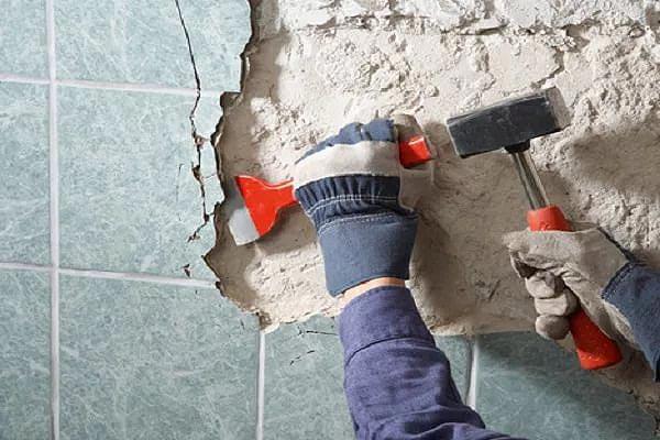 Подготовка стен под покраску: порядок выполнения работ