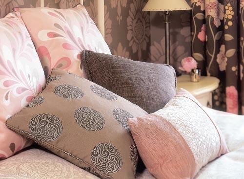 Подушки для декорирования дома