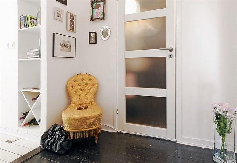 Пол и двери в интерьере: правила одного цвета