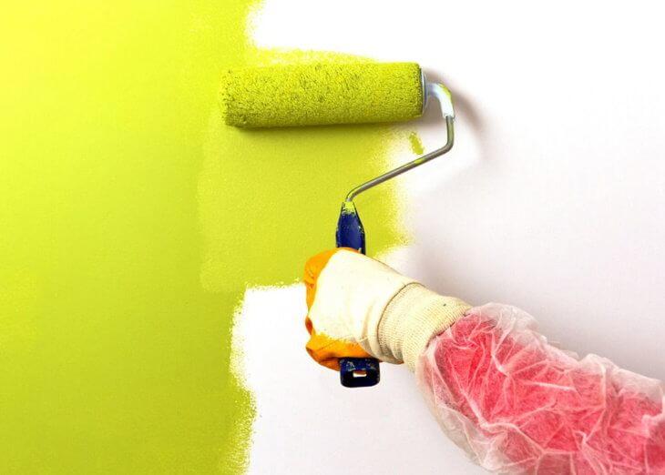 Расход краски на 1 кв м поверхности в зависимости от текстуры и плотности состава