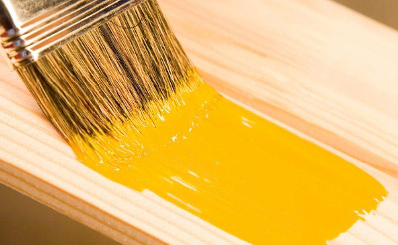 Расход различных видов краски на 1м2