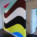 Разнообразие вариантов покраски стен в интерьере