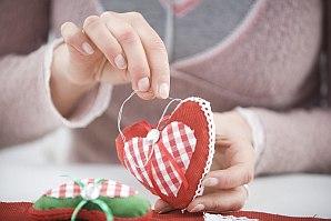 Рождественское сердце