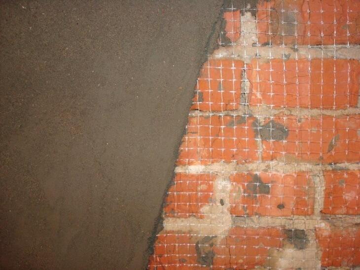 Сетка для штукатурки стен и ее разновидности