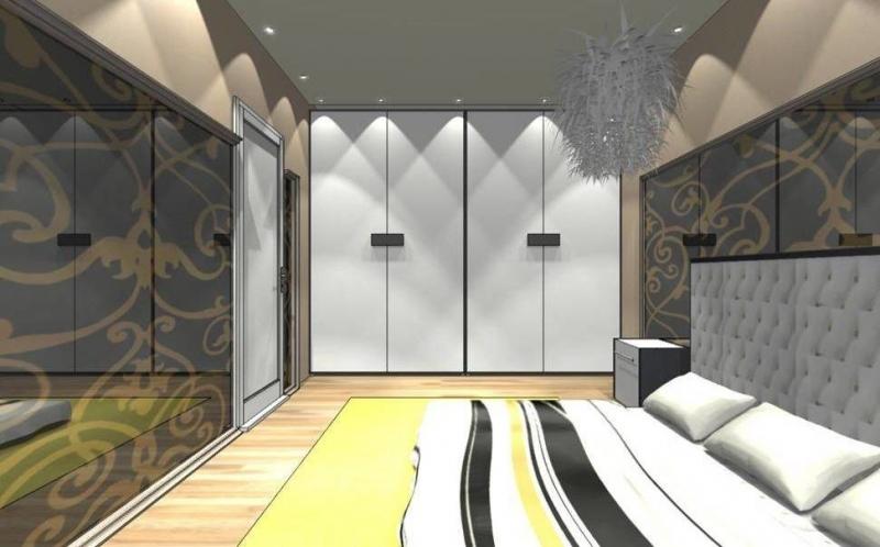 Стильный интерьер спальни: рекомендации по оформлению, примеры (фото)