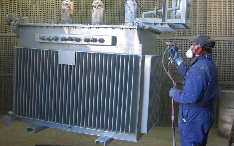 Термостойкие краски по металлу: виды и правила выбора