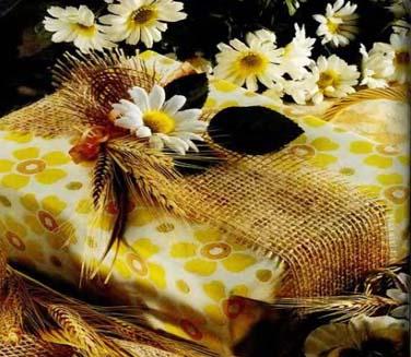 Упаковка подарков «Цветочные мечты»
