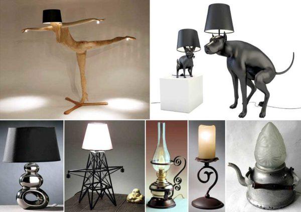 Выбираем настольную лампу (светильник) для рабочего стола