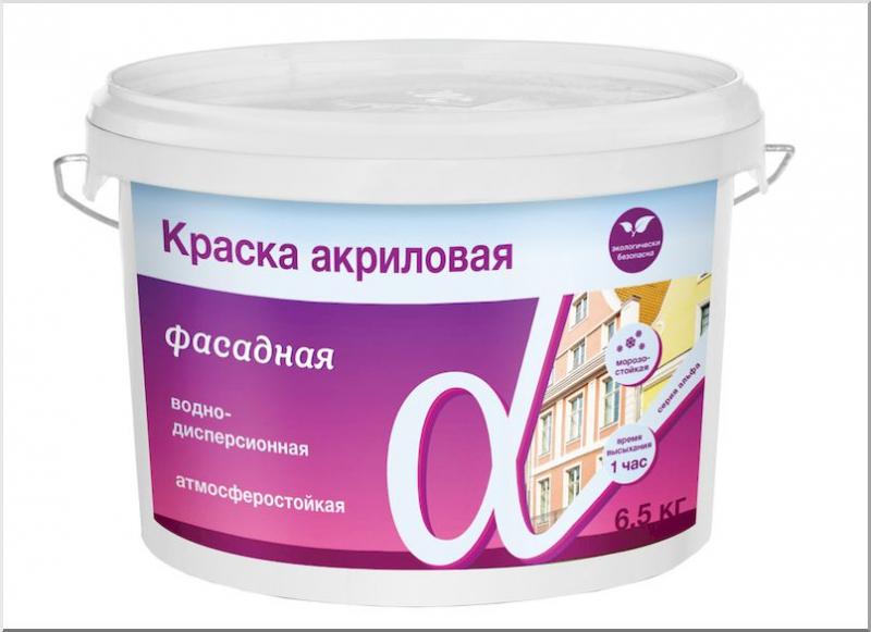 Выбор износостойкой краски по бетону для наружных работ