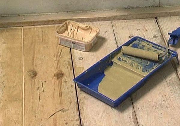 Виды и особенности применения шпаклевки для деревянного пола
