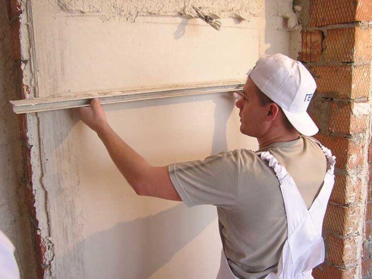 Выясняем расход шпаклевки на 1 м2 стены