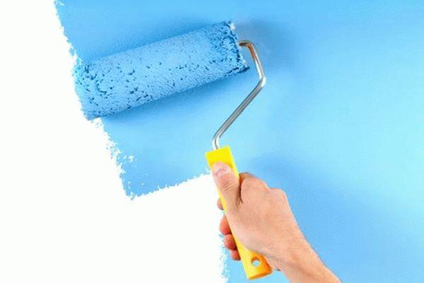 Водно-дисперсионная краска: преимущества, выбор и применение
