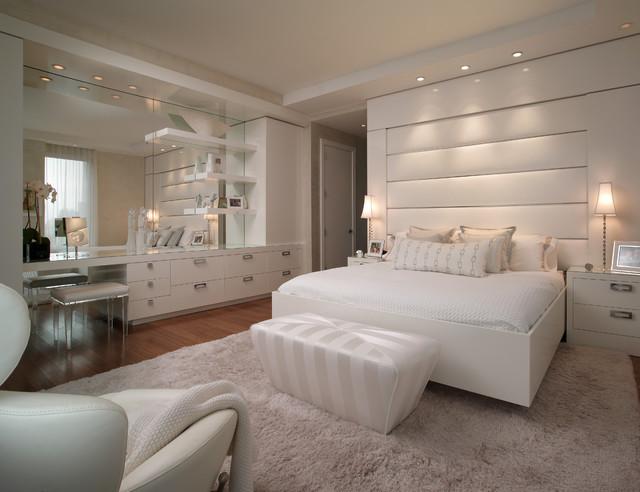 Зонирование спальни шторами и не только: способы, советы (фото)