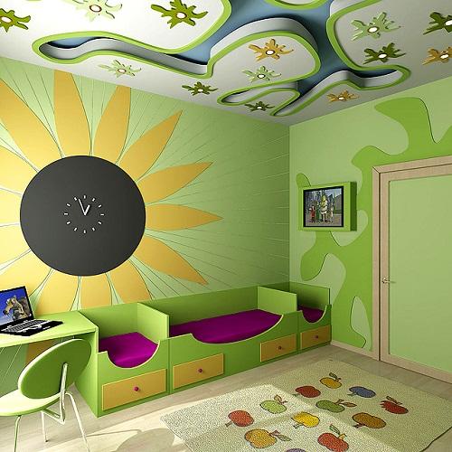 Красота и стиль в вашей квартире: качественный пол и натяжные потолки