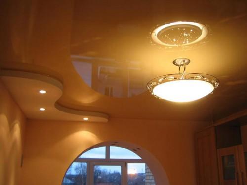 Натяжные потолки: аргументы в пользу установки