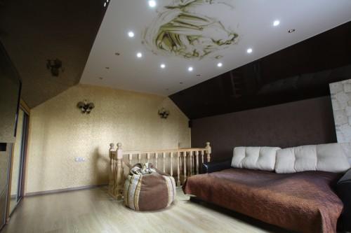 Натяжные потолки как замечательное достижение человеческой мысли