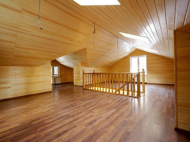 Как использовать деревянную вагонку для внутренней отделки помещения. Obystroy - Ремонт своими руками