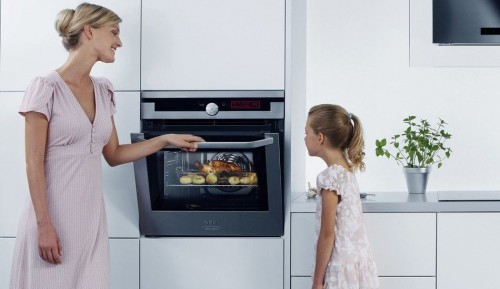 Встраиваемая техника: новый взгляд на обустройство кухни