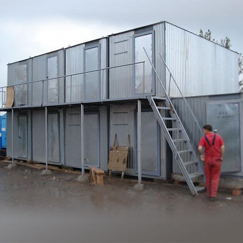 Здания контейнерного типа – достойная альтернатива традиционным помещениям