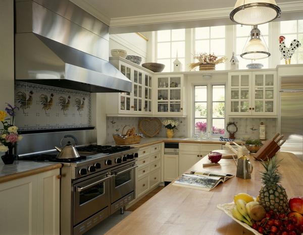 Дизайн кухни зависит не только от
