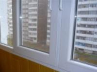 Монтаж и утепление балкона