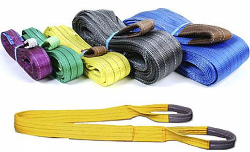 Какие преимущества имеют текстильные стропы